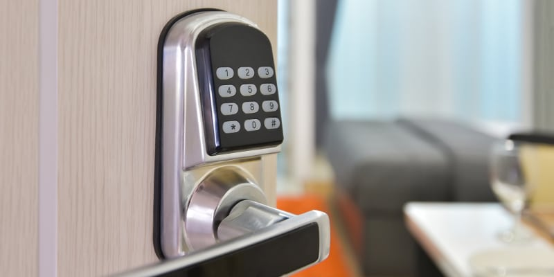 Are Your Commercial Doors Part of Your Security System?