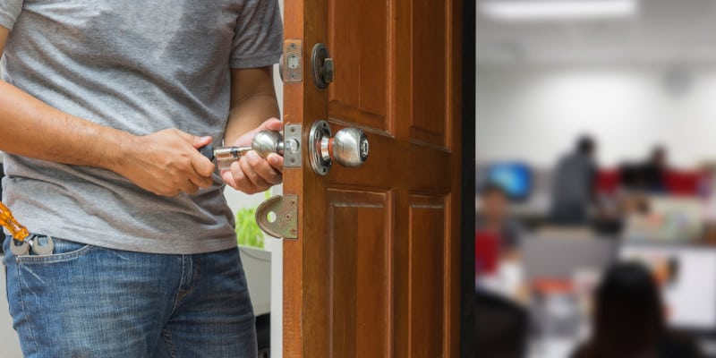 Commercial Locksmith in Charlotte, North Carolina