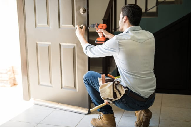 Why You Should Request Professional Door Replacement