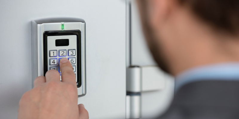 Commercial Access Control in Charlotte, North Carolina