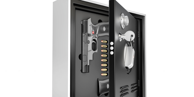 Gun Safes in Charlotte, North Carolina