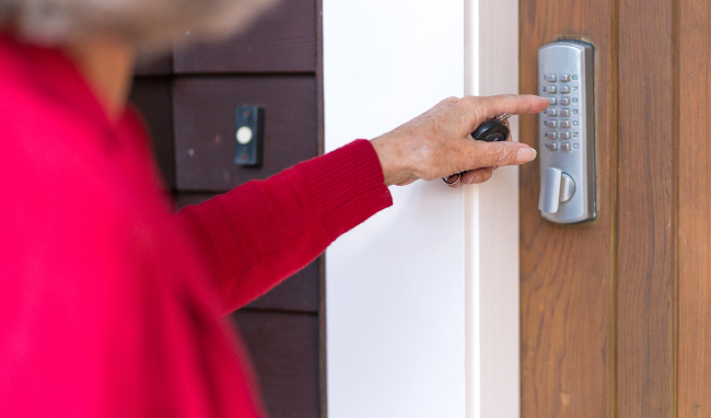 Tired of Misplacing Your Keys? A Keypad Lock is for You!