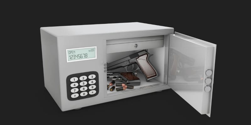 One of the most common reasons to have a gun safe